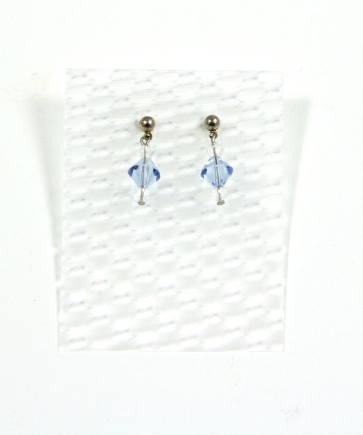 Earring Card with Rowlux® Illusion Film