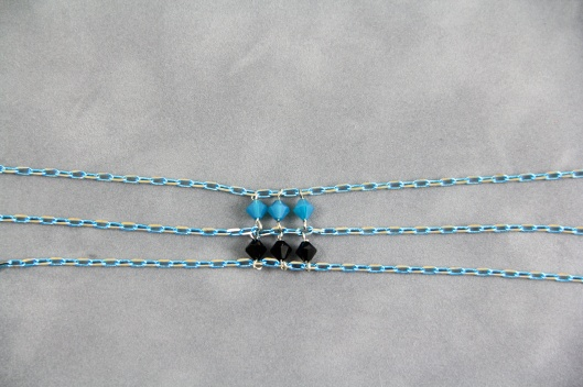 Attaching the Bracelet Components