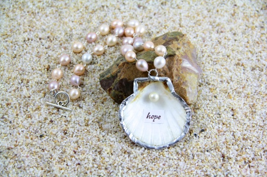 Hope Pearl Full Necklace