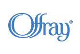 Offray Blue Logo